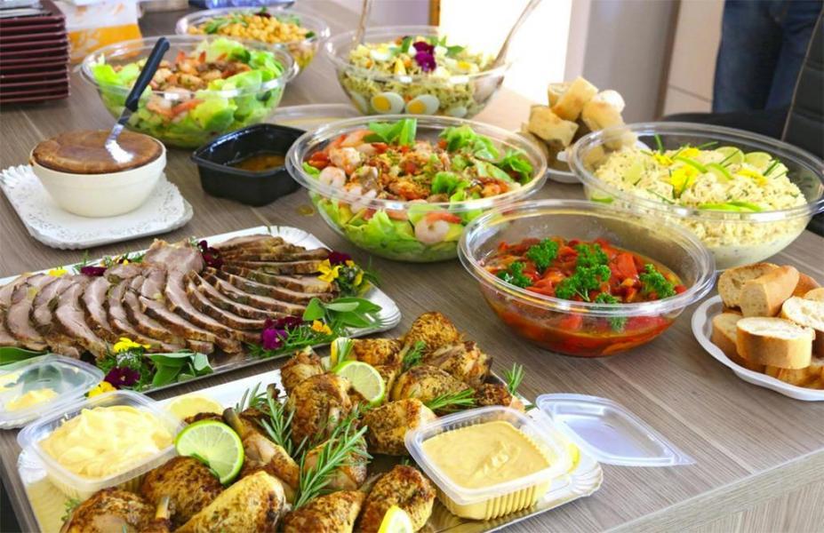 Les bergers resort hotel partir de 602 location for Decoration table buffet dinatoire