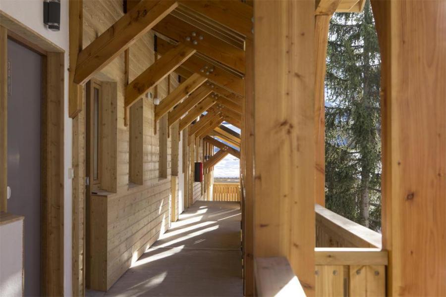 Wakacje w górach Les Bergers Resort Résidence - Pra Loup -