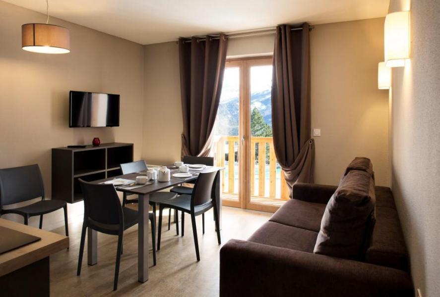 Wakacje w górach Les Bergers Resort Résidence - Pra Loup - Pokój gościnny