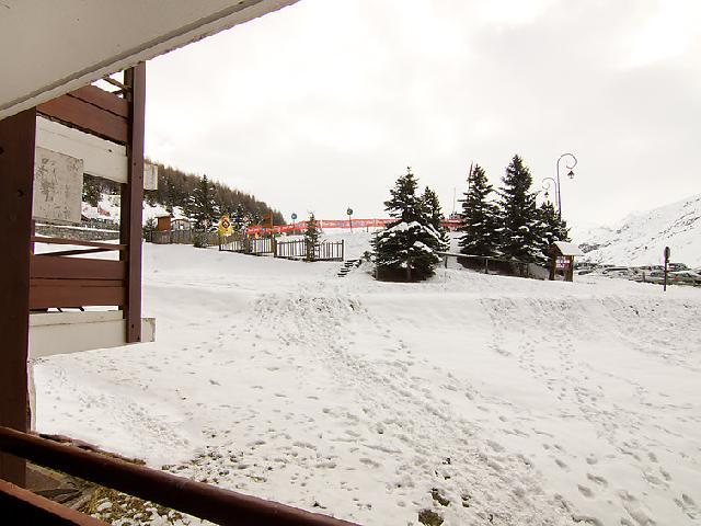 Holiday in mountain resort 2 room apartment 5 people (1) - Les Burons - Les Menuires - Accommodation