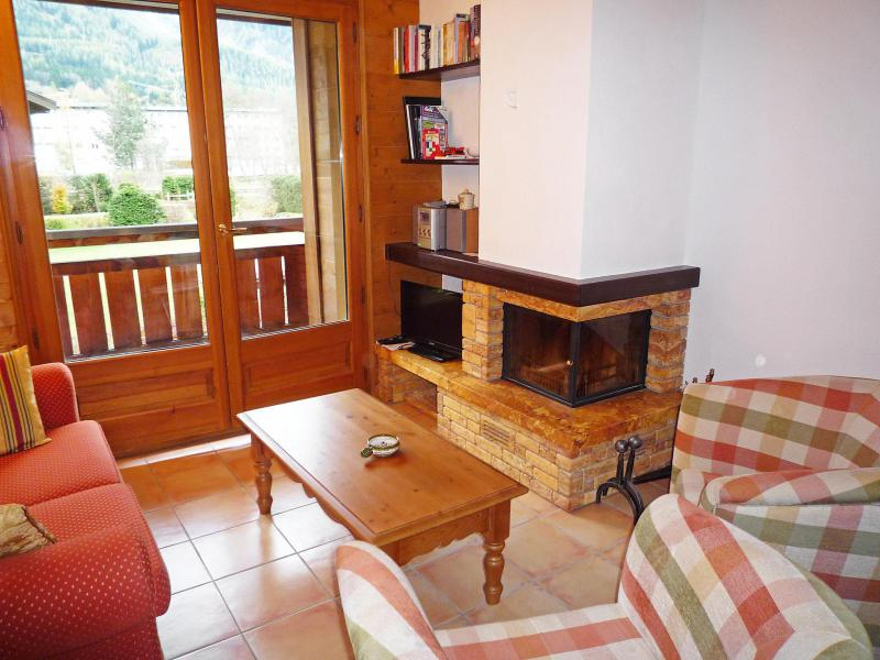 Holiday in mountain resort 3 room apartment 4 people (4) - Les Capucins - Chamonix - Accommodation