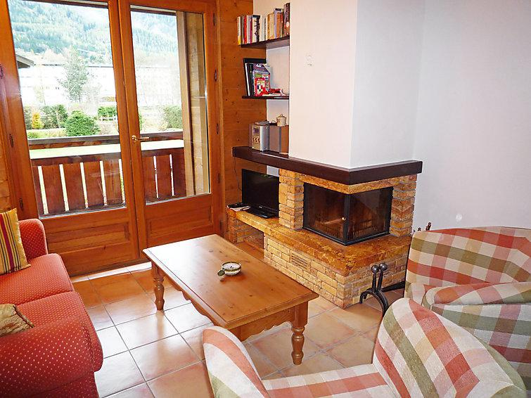 Holiday in mountain resort 3 room apartment 4 people (4) - Les Capucins - Chamonix - Summer outside