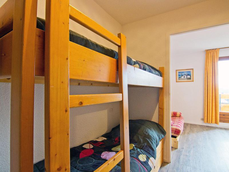 Vakantie in de bergen Appartement 1 kamers 4 personen (2) - Les Carlines 1 - Les Menuires - Verblijf