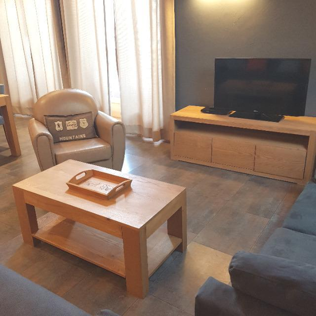 Holiday in mountain resort 3 room apartment 6 people (8) - Les Chalets d'Adrien - Valloire