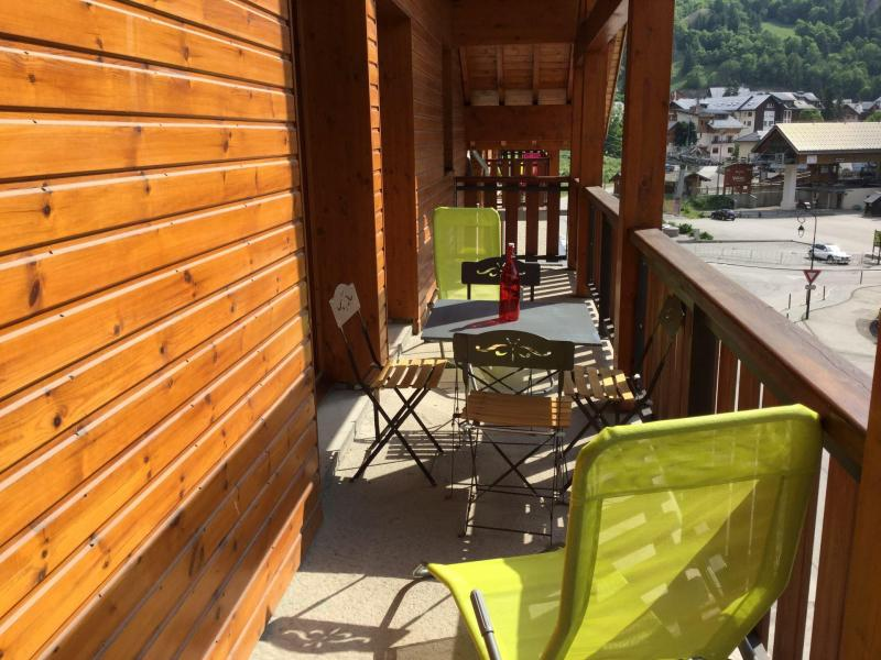 Holiday in mountain resort 4 room duplex apartment 6 people (5) - Les Chalets d'Adrien - Valloire