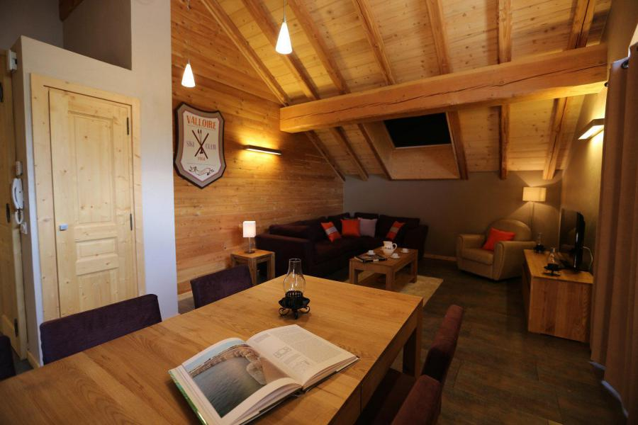 Holiday in mountain resort 3 room apartment 6 people (9) - Les Chalets d'Adrien - Valloire