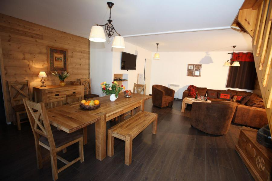 Holiday in mountain resort 5 room duplex apartment 10 people (4) - Les Chalets d'Adrien - Valloire
