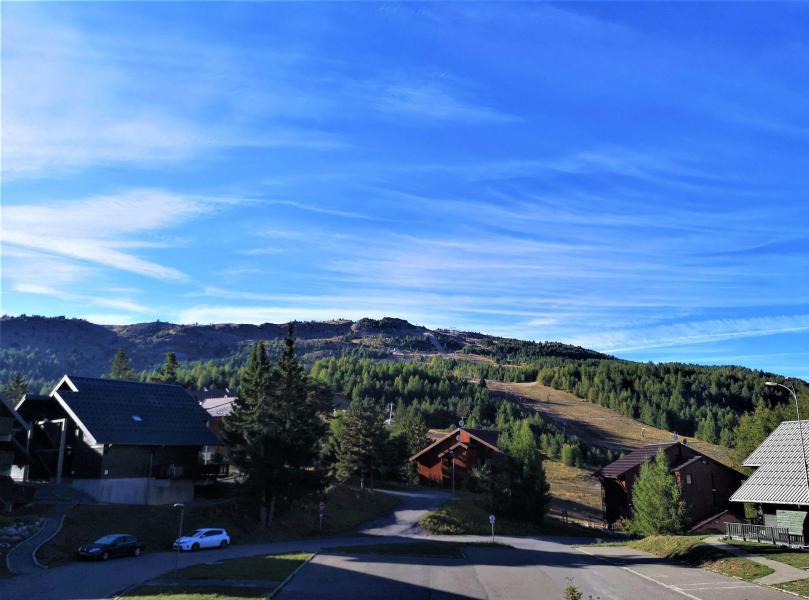 Wakacje w górach Apartament 2 pokojowy z alkową 6 osób (411) - Les Chalets d'Aurouze - La Joue du Loup