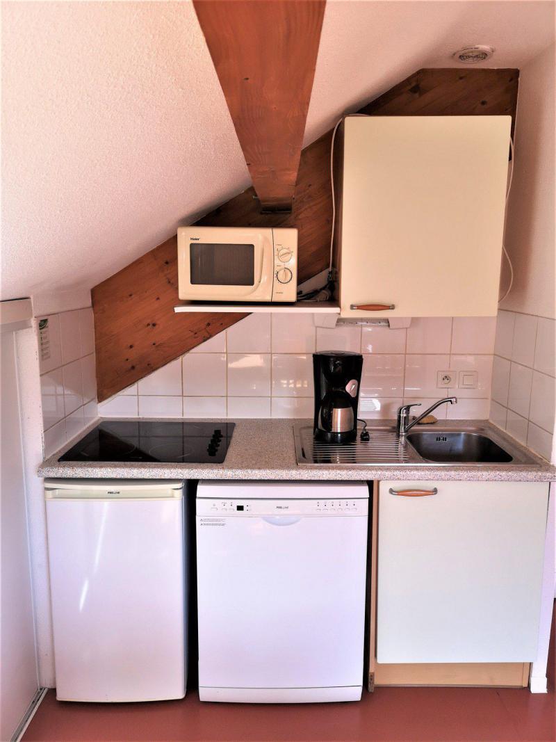 Wakacje w górach Apartament 2 pokojowy 4 osób (522) - Les Chalets d'Aurouze - La Joue du Loup