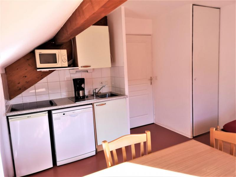 Wakacje w górach Apartament 2 pokojowy 4 osób (522) - Les Chalets d'Aurouze - La Joue du Loup - Aneks kuchenny