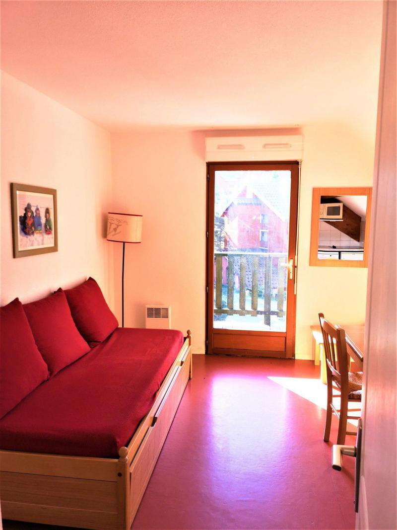 Wakacje w górach Apartament 2 pokojowy 4 osób (522) - Les Chalets d'Aurouze - La Joue du Loup - Pokój gościnny