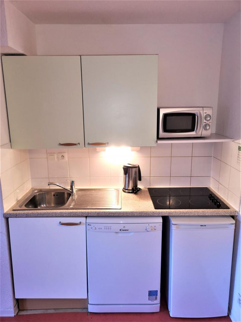Wakacje w górach Apartament duplex 2 pokojowy 4 osób (201) - Les Chalets d'Aurouze - La Joue du Loup - Aneks kuchenny