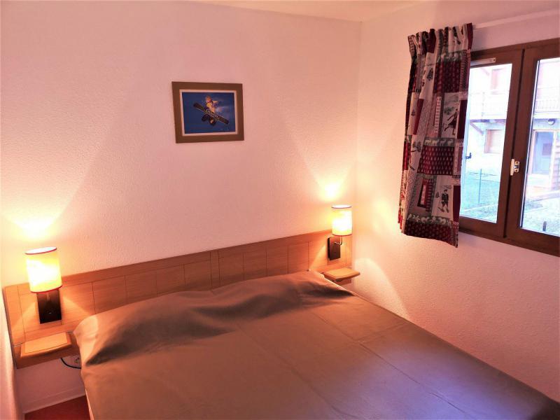 Wakacje w górach Apartament duplex 2 pokojowy 4 osób (201) - Les Chalets d'Aurouze - La Joue du Loup - Łóżkem małżeńskim