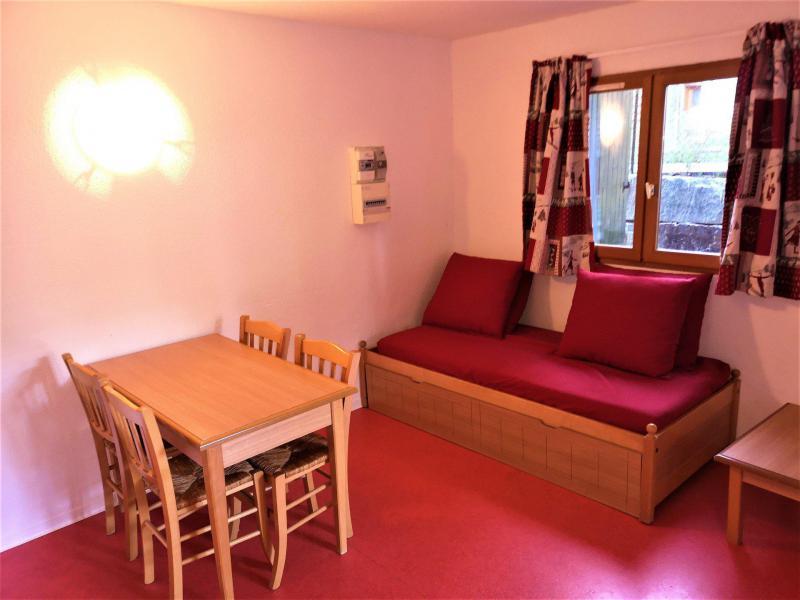 Wakacje w górach Apartament duplex 2 pokojowy 4 osób (201) - Les Chalets d'Aurouze - La Joue du Loup - Pokój gościnny
