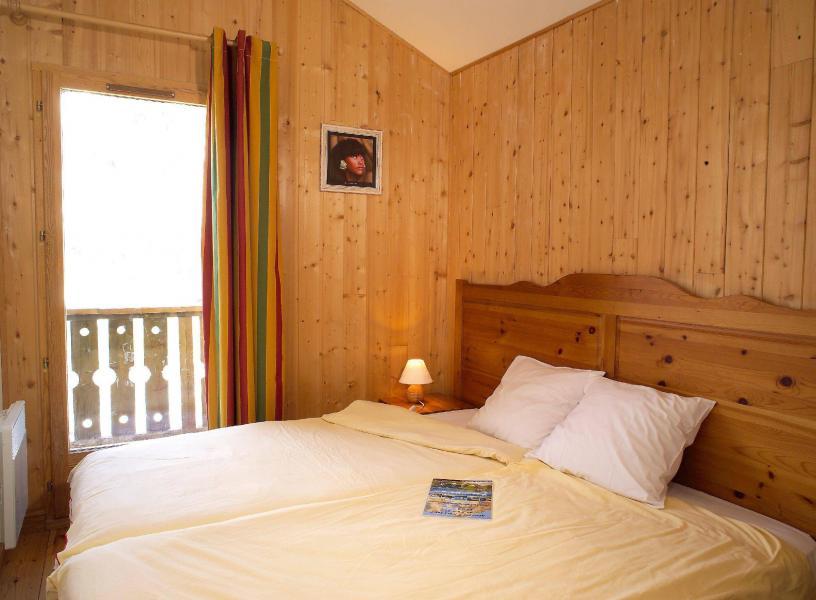 Vacances en montagne Les Chalets d'Isola - Isola 2000 - Lit double