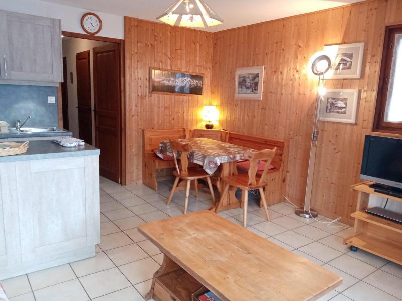 Location au ski Appartement 3 pièces 6 personnes (BBC5) - Les Chalets de Barbessine - Châtel - Extérieur été