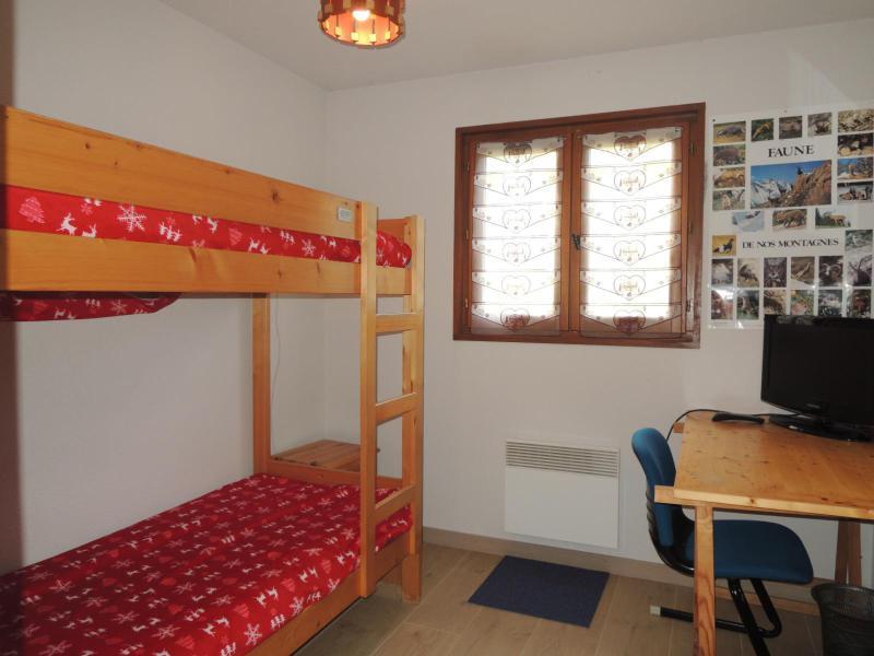 Vacances en montagne Appartement 3 pièces 6 personnes (BBC5) - Les Chalets de Barbessine - Châtel - Baignoire