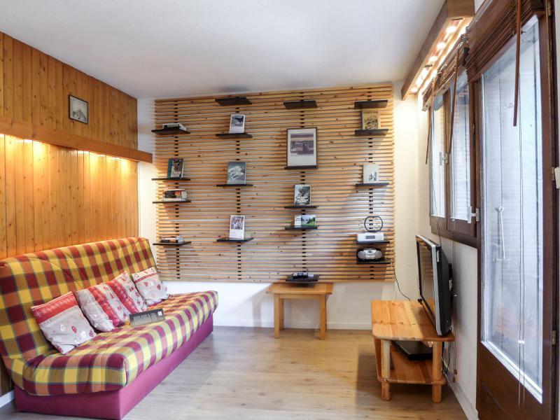Holiday in mountain resort 1 room apartment 4 people (14) - Les Chalets de Champraz - Chamonix - Accommodation
