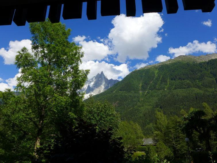 Holiday in mountain resort 4 room apartment 8 people (7) - Les Chalets de Champraz - Chamonix - Accommodation