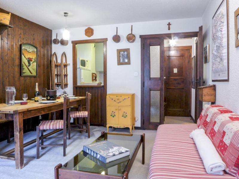 Vakantie in de bergen Appartement 4 kamers 8 personen (7) - Les Chalets de Champraz - Chamonix - Verblijf