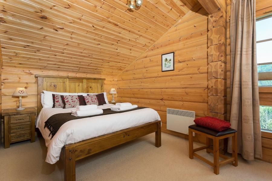 Vakantie in de bergen Les Chalets de Crête Côte Village - La Plagne - 2 persoons bed