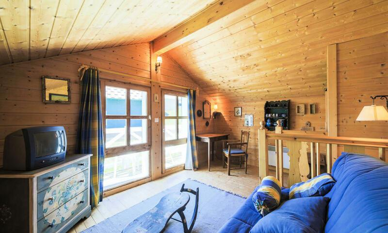 Vacances en montagne Chalet 5 pièces 10 personnes (Sélection 110m²) - Les Chalets de Flaine Hameau - Maeva Home - Flaine - Chaise