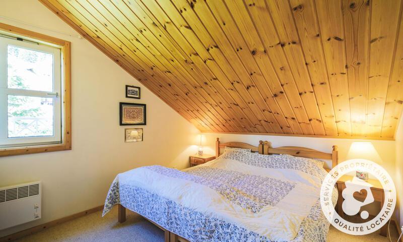 Vacances en montagne Chalet 5 pièces 10 personnes (Sélection 110m²) - Les Chalets de Flaine Hameau - Maeva Home - Flaine - Chambre