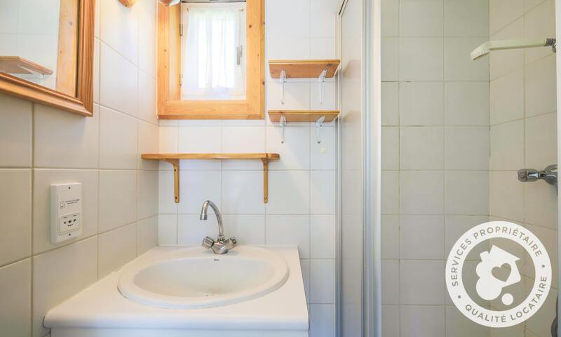 Vacances en montagne Chalet 5 pièces 10 personnes (Sélection 110m²) - Les Chalets de Flaine Hameau - Maeva Home - Flaine - Salle d'eau