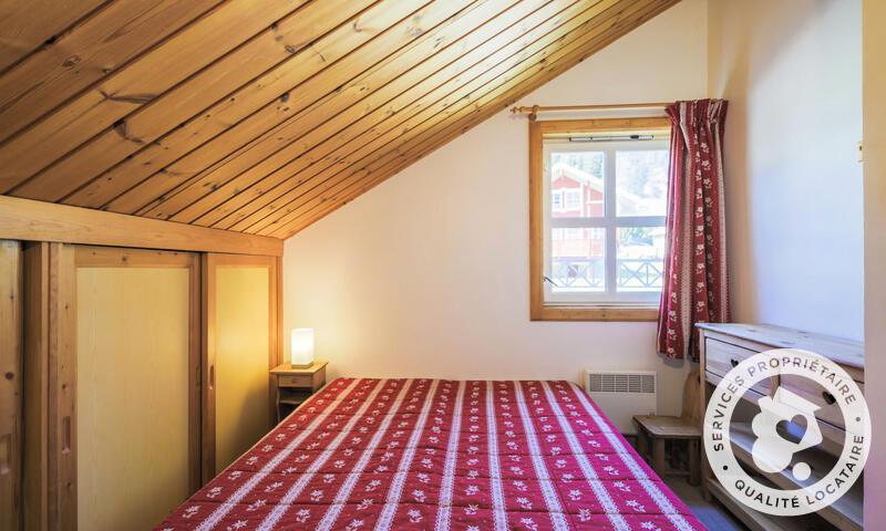 Vacances en montagne Chalet 4 pièces 8 personnes (Sélection 84m²) - Les Chalets de Flaine Hameau - Maeva Home - Flaine - Chambre