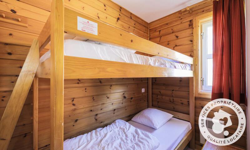 Vacances en montagne Chalet 4 pièces 8 personnes (Sélection 84m²) - Les Chalets de Flaine Hameau - Maeva Home - Flaine - Lits superposés