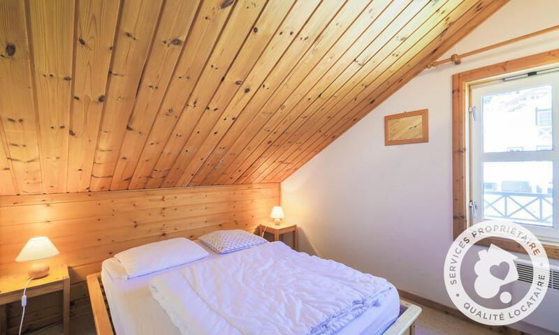 Vacances en montagne Chalet 3 pièces 6 personnes (Confort 70m²) - Les Chalets de Flaine Hameau - Maeva Home - Flaine - Chambre