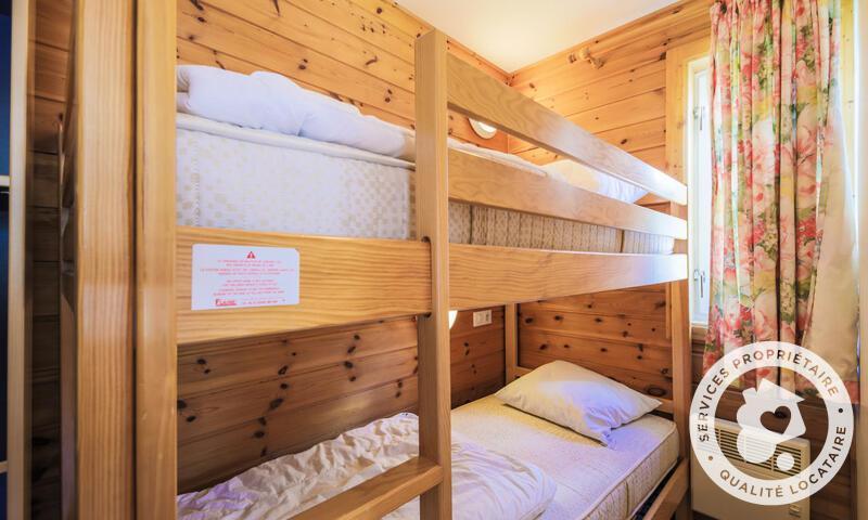 Vacances en montagne Chalet 3 pièces 6 personnes (Confort 70m²) - Les Chalets de Flaine Hameau - Maeva Home - Flaine - Lits superposés