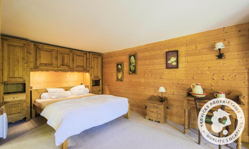 Vacances en montagne Chalet 4 pièces 8 personnes (Confort 110m²) - Les Chalets de Flaine Hameau - Maeva Home - Flaine - Chambre