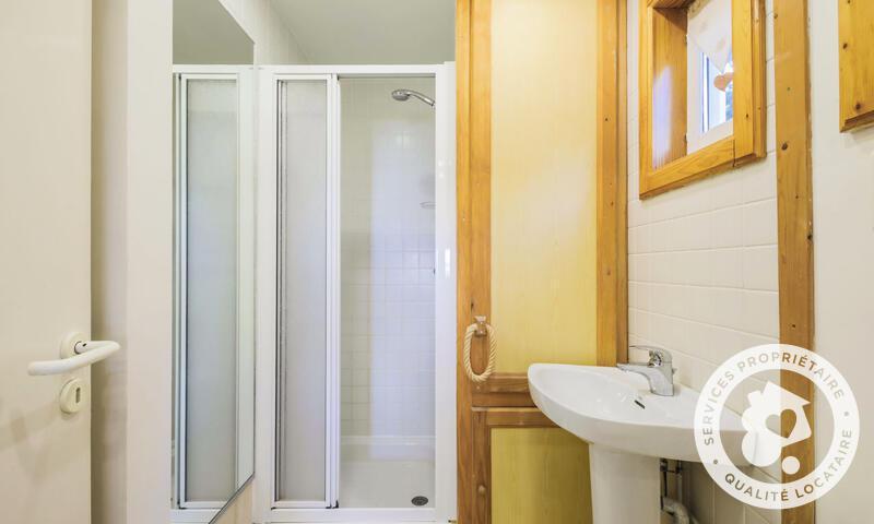 Vacances en montagne Chalet 4 pièces 8 personnes (Confort 110m²) - Les Chalets de Flaine Hameau - Maeva Home - Flaine - Douche