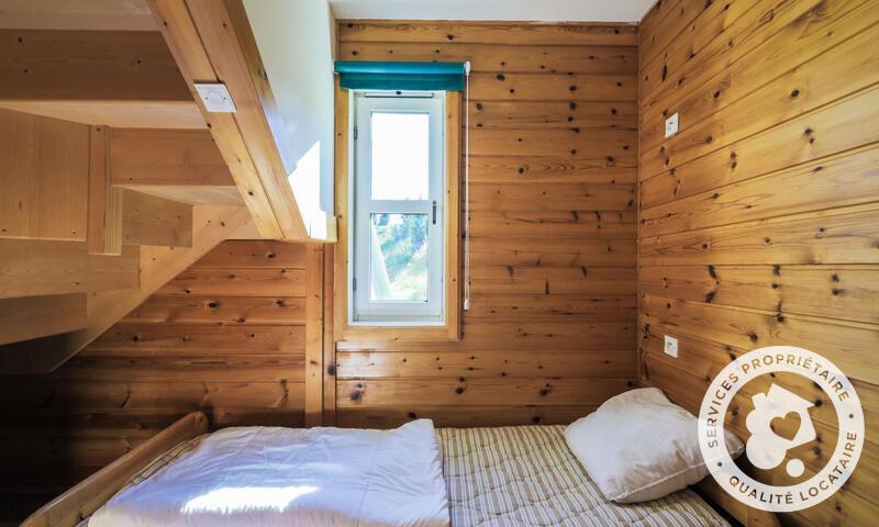 Vacances en montagne Chalet 6 pièces 10 personnes (Confort 125m²) - Les Chalets de Flaine Hameau - Maeva Home - Flaine - Chambre