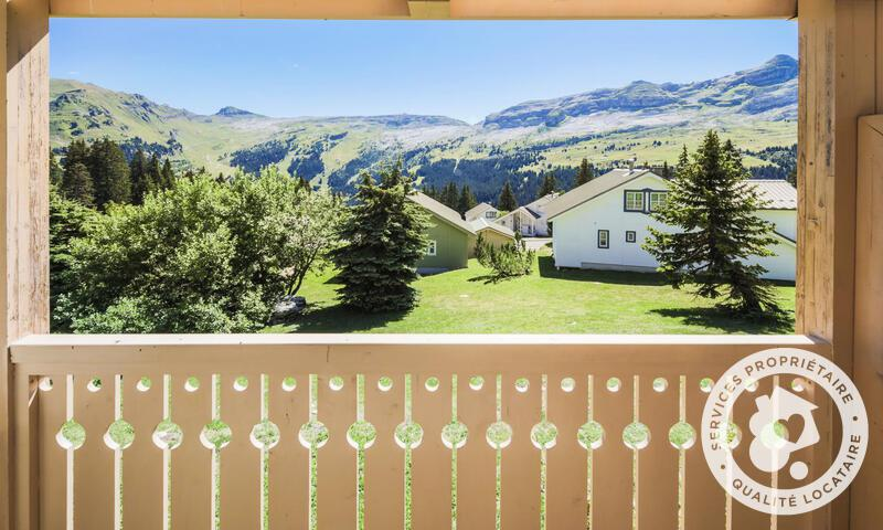 Location au ski Chalet 3 pièces mezzanine 8 personnes (Confort 84m²) - Les Chalets de Flaine Hameau - Maeva Particuliers - Flaine - Extérieur été