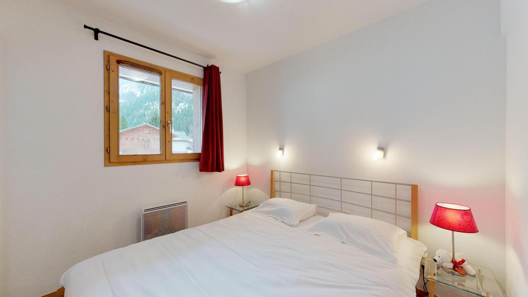 Urlaub in den Bergen 2-Zimmer-Appartment für 4 Personen - Les Chalets de Florence - Valfréjus - Doppelbett