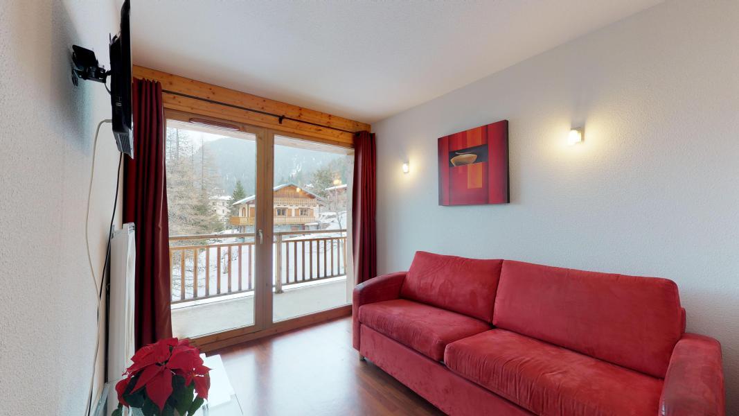 Urlaub in den Bergen 2-Zimmer-Holzhütte für 6 Personen - Les Chalets de Florence - Valfréjus - Waschräume