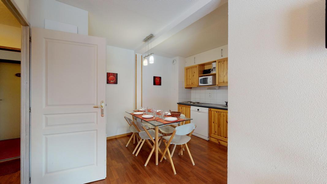 Vacaciones en montaña Apartamento 2 piezas cabina para 6 personas - Les Chalets de Florence - Valfréjus - Cocina