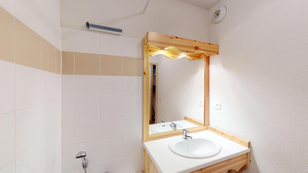 Vacaciones en montaña Apartamento 2 piezas para 4 personas - Les Chalets de Florence - Valfréjus - Cuarto de baño