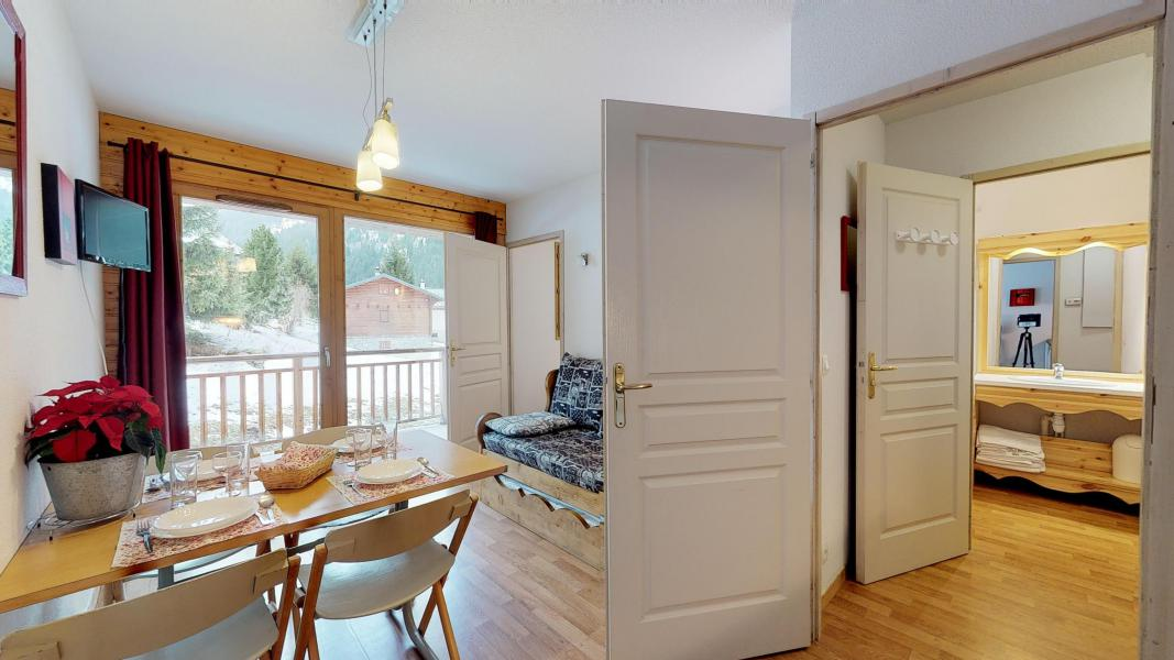 Vacaciones en montaña Apartamento 2 piezas para 4 personas - Les Chalets de Florence - Valfréjus - Estancia