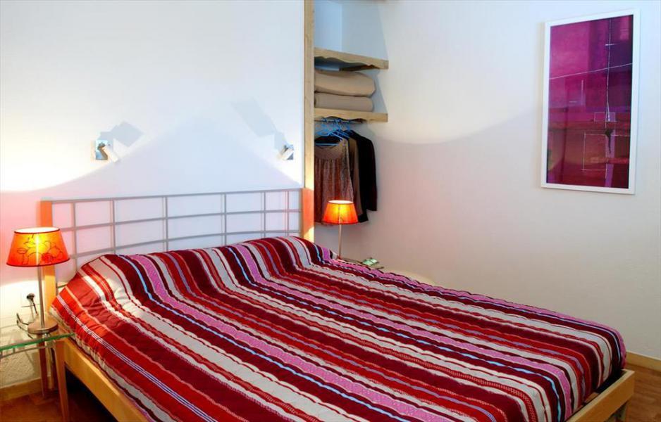 Urlaub in den Bergen Les Chalets de Florence - Valfréjus - Schlafzimmer