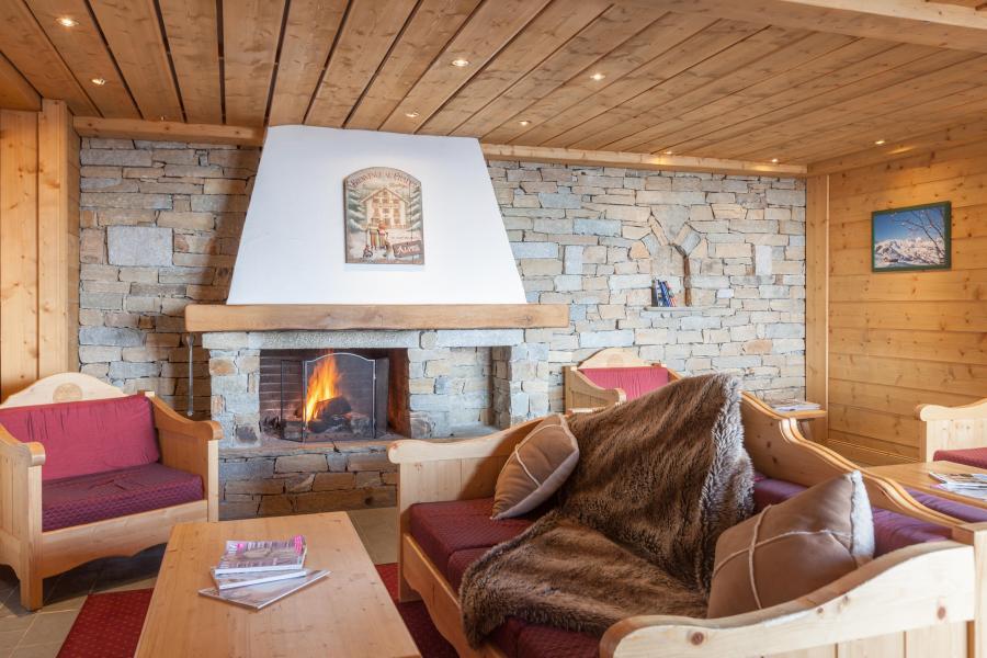 Vacanze in montagna Les Chalets de l'Adonis - Les Menuires - Reception