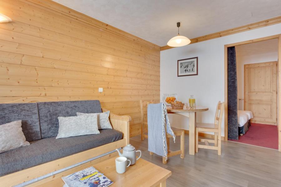 Vacances en montagne Appartement 2 pièces alcôve 4 personnes - Les Chalets de l'Adonis - Les Menuires