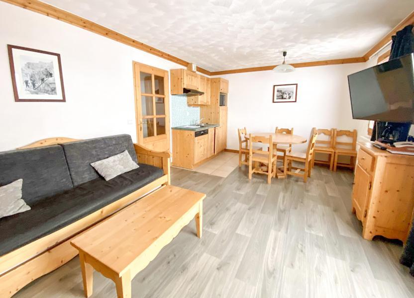Vacances en montagne Appartement 3 pièces 6 personnes - Les Chalets de l'Adonis - Les Menuires