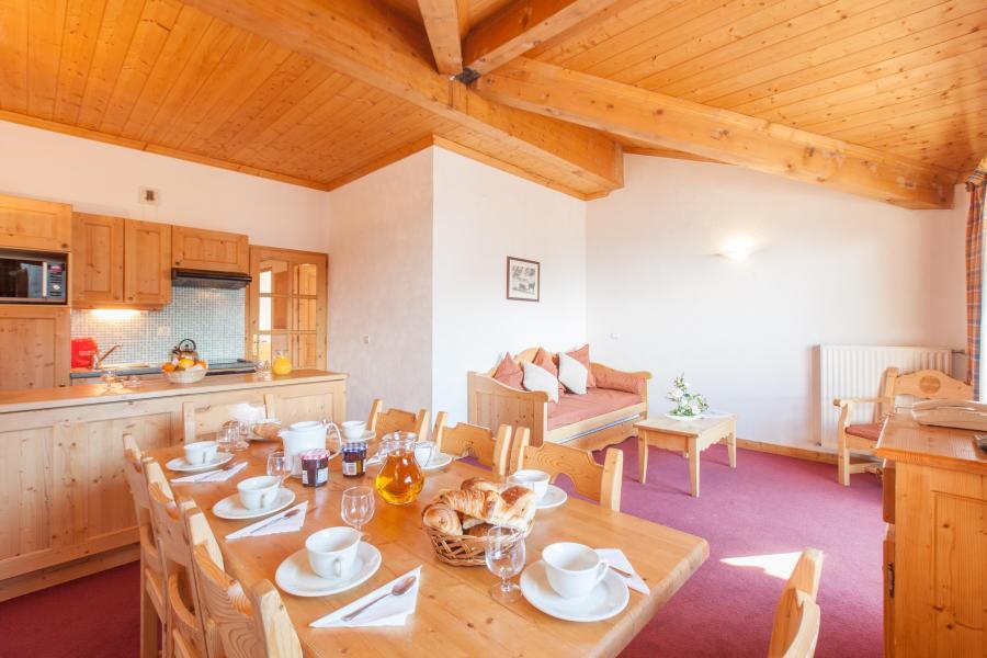 Vacanze in montagna Les Chalets de l'Adonis - Les Menuires - Cucina
