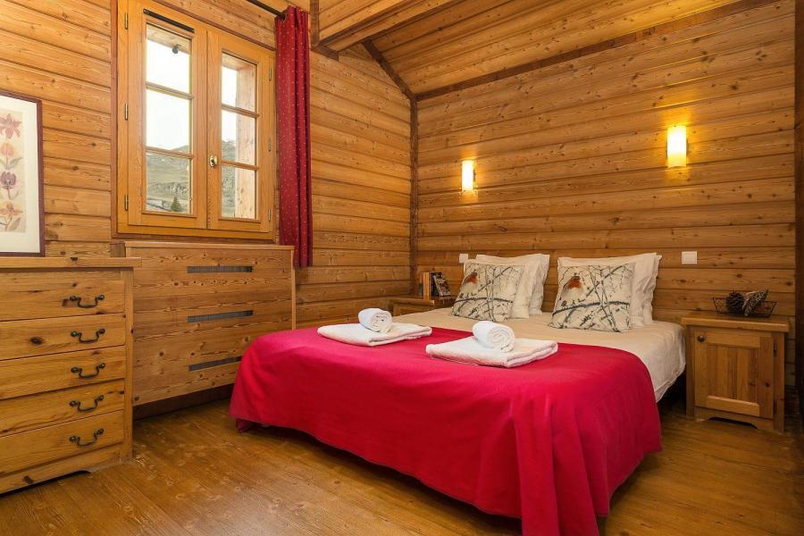 Vacaciones en montaña Les Chalets de l'Altiport - Alpe d'Huez - Cama doble