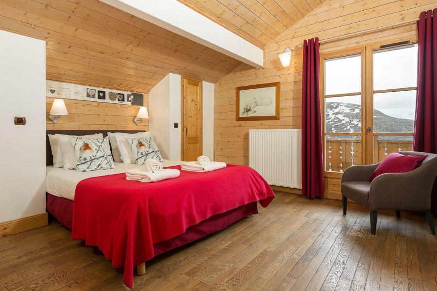 Vacances en montagne Les Chalets de l'Altiport - Alpe d'Huez - Chambre