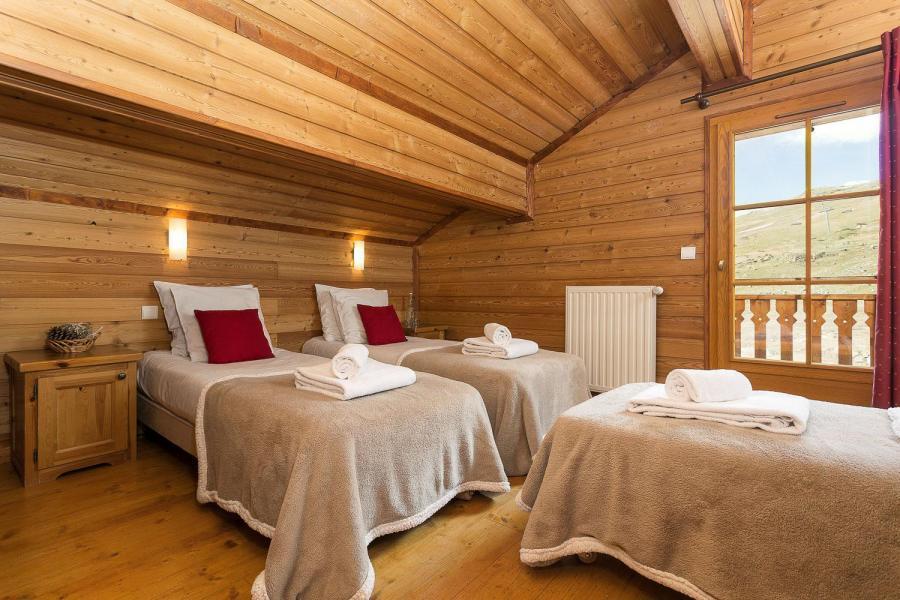 Vacaciones en montaña Les Chalets de l'Altiport - Alpe d'Huez - Habitación