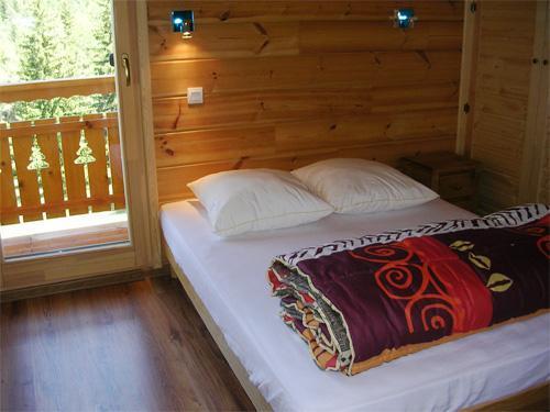 Vacances en montagne Chalet 7 pièces 14 personnes - Les Chalets de l'Eden - La Joue du Loup - Chambre